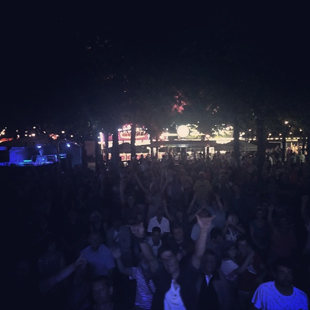 Bremen! This is the second night in a row that you guys blow us away! Thank you so much for all of your support! m/ #bremen #festival #maritim #sirreg