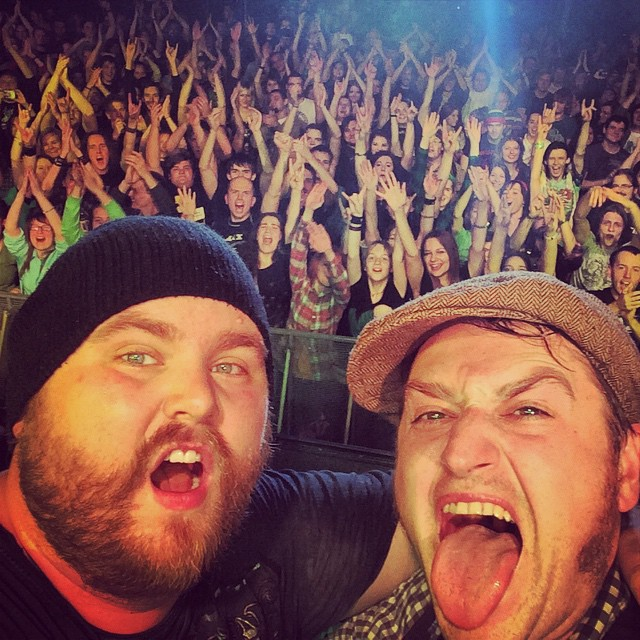 Selfies are best made on stage! Moscow, you fucking rock! #selfie #SIRREG #club #volta #clubvolta