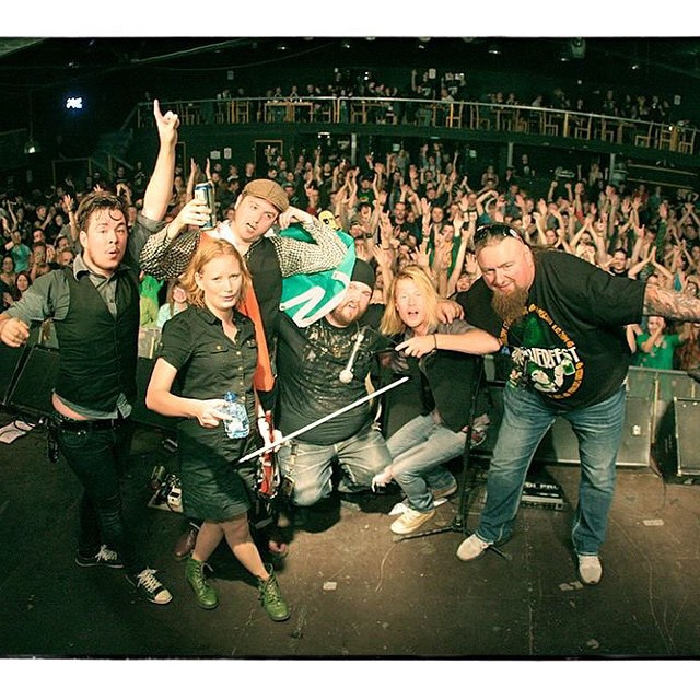 Russia - we miss you! #SIRREG #clubvolta #clinal #russia #celticpunk #Celtic